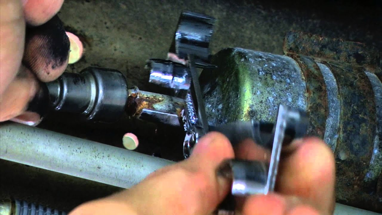 fuel filter location on 2009 toyotum camry [ 1280 x 720 Pixel ]