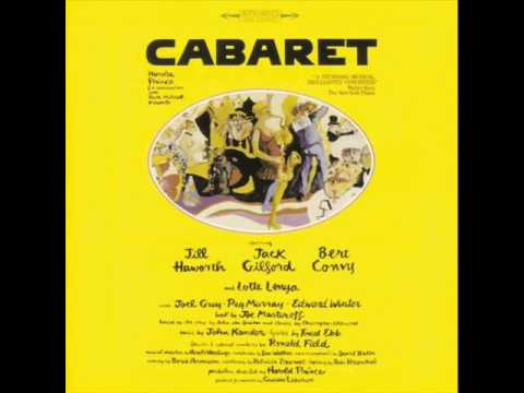 Don't Tell Mama (Cabaret OBC)