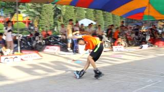 Phim | Giải patin Hải Phòng 2013 Freestyle Slide Final iSkate Club | Giai patin Hai Phong 2013 Freestyle Slide Final iSkate Club