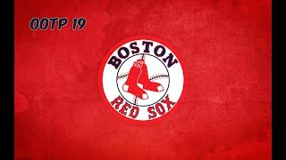 OOTP 19 Boston RedSox Ep. 5- June Review S.1
