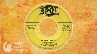 """Little Benny & the Stereos - """"My Sweetheart"""" (SPOT) 1961"""