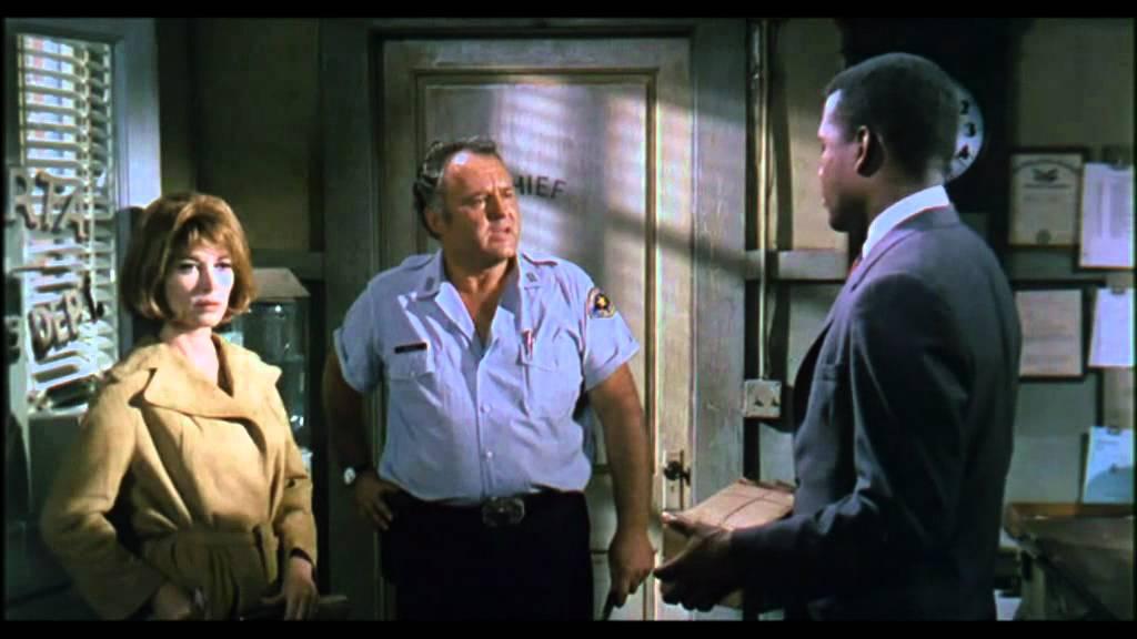 Dans La Chaleur De La Nuit de Norman Jewison avec Sidney Poitier (Bande-Annonce)