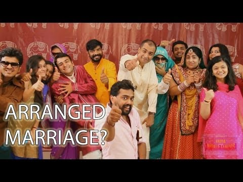 What is an arranged marriage?