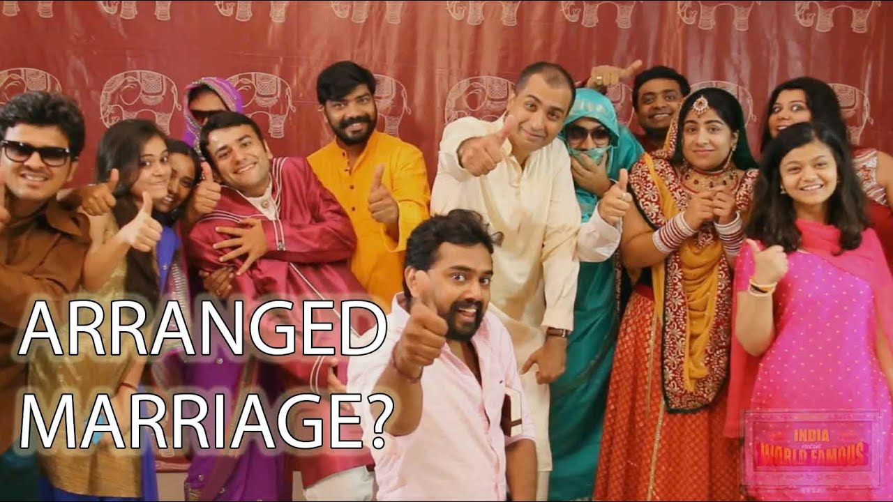 arranged married In an arranged marriage, the parents or family choose the spouse of a child or relative.