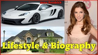 Anna Kendrick Luxurious Lifestyle, Net Worth, Income, House, Cars, Affairs, Family & Biography