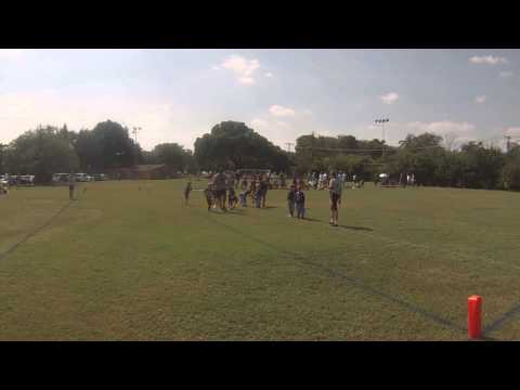 SMS VS Wesley Prep  Flag Football 28