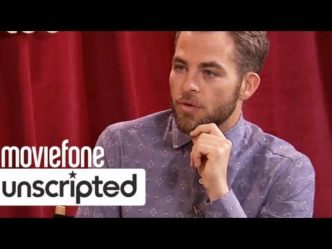 'Star Trek Into Darkness' | Unscripted | Chris Pine, Zachary Quinto, J.J. Abrams