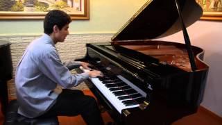 "Beethoven - Sonata Op. 53 em dó maior, ""Waldstein"" - I. Allegro con brio"