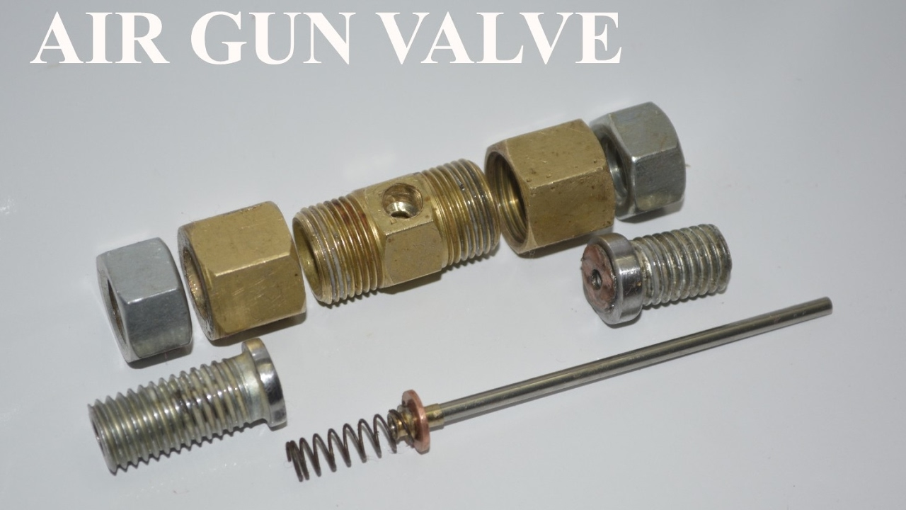 homemade air gun valve 2 simply the best [ 1280 x 720 Pixel ]