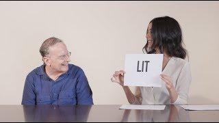 College Life: Saxe Learns Slang