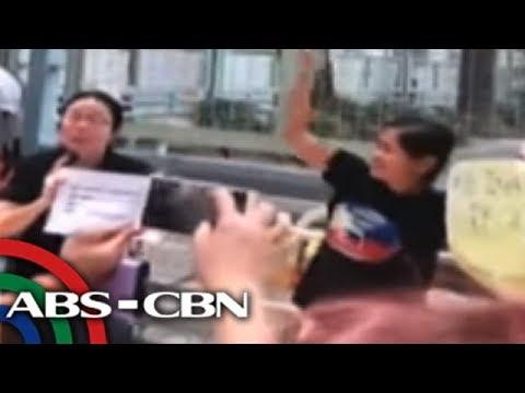 Bandila: Labor attaché ng Pilipinas sa Hong Kong, pinauwi