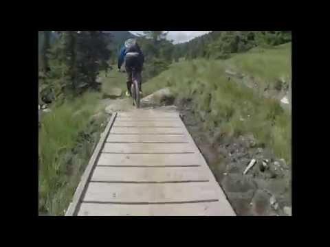 Valsorda enduro trail - epic mountains
