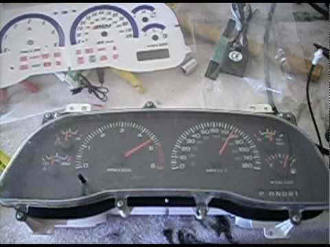 How to Install Glow Gauges Dodge Ram