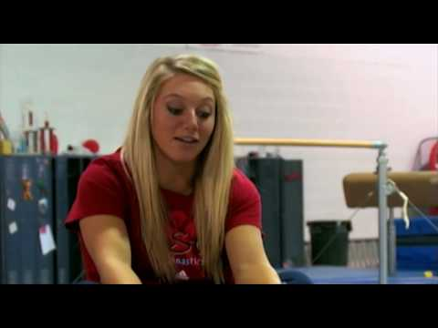Samantha Peszek's Top Ten Reasons to Get Involved in Gymnastics