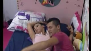 فضيحة ستار اكاديمي شاب ينام مع بنت ويلمس مناطق حساسة