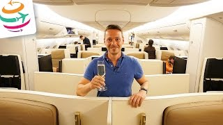 Etihad Business Class A380 what i like and what not | GlobalTraveler TV