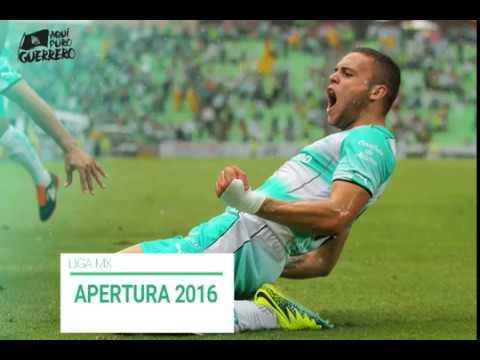 Jonathan Rodriguez- All Goals Liga MX