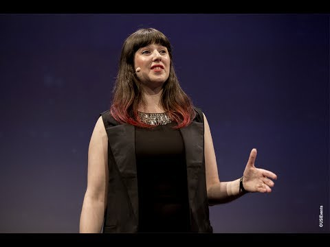 Hack the Future—A Hacker's Perspective - Keren Elazari, at U