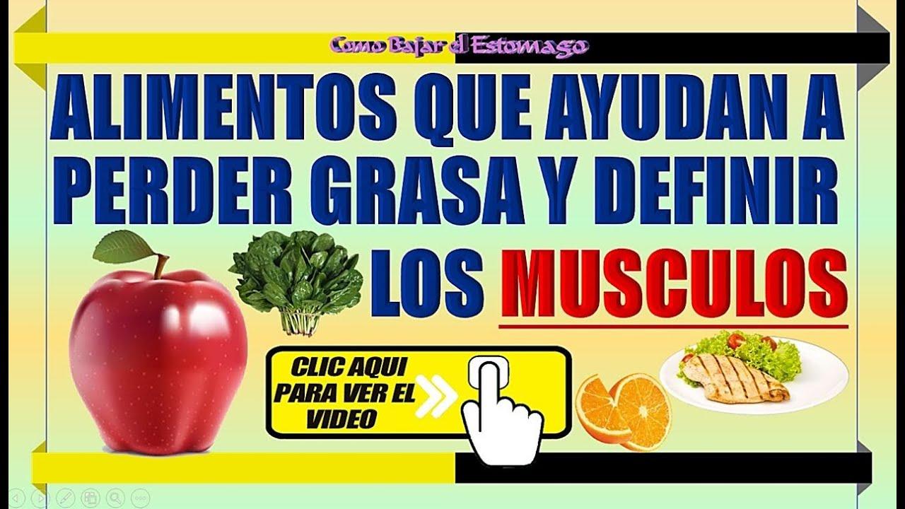 Alimentos Recomendados Para Ganar Masa Muscular Y Perder Grasa Dieta Simples Para Perder Gordura Corporal