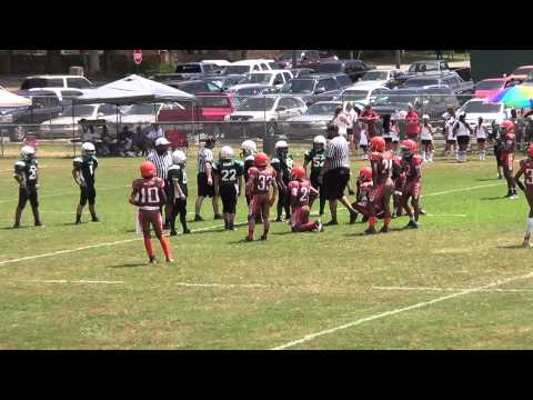 Browns vs Eagles (Myrtle Grove) pt 1