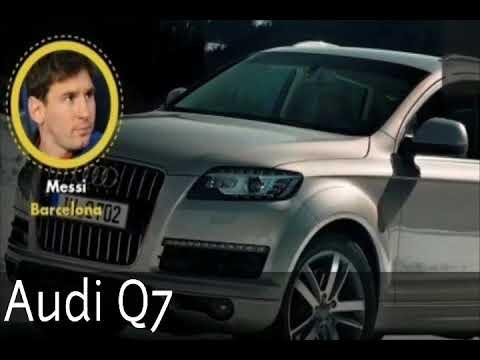 Daftar Mobil Mewah Leonal Messi
