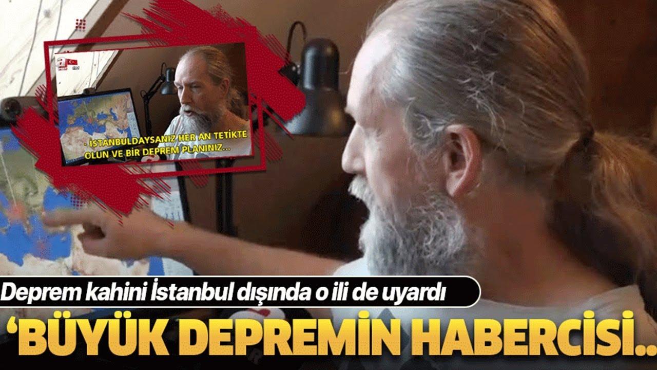 Deprem kahini Frank Hoogerbeets büyük İstanbul depremi için uyardı