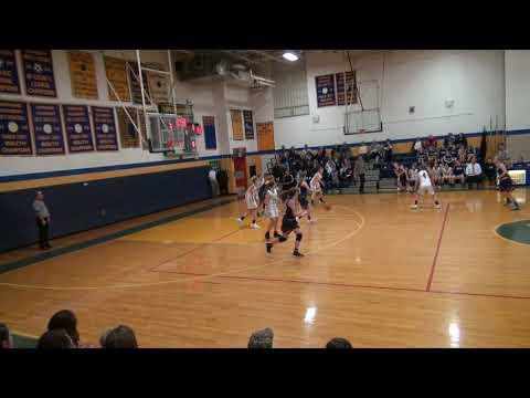 Hopkins Academy Girls Basketball, January 8, 2019