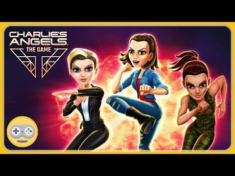 Ангелы Чарли Игра. Девушки суперагенты из Агентства Таунсенд спасают мир. Android   IOS