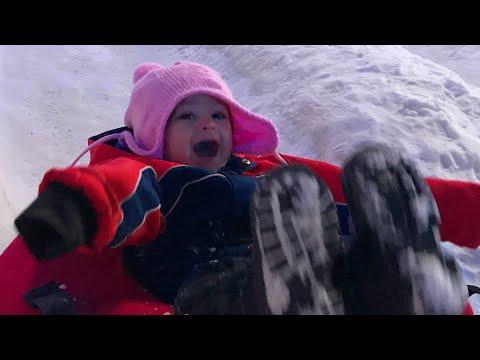 Conhecemos a neve! Realizamos nosso sonho. Gramado - TGRS#4 - TATA GULUSIAN