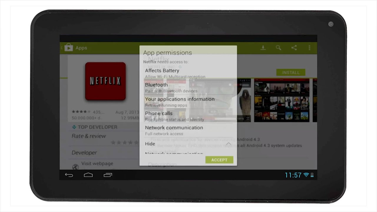 RCA Tablets | Apps Install and Open (Android 4 1)