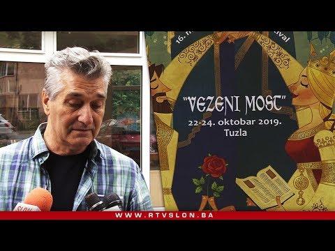 Festival ''Vezeni most'' krajem oktobra u Tuzli, nominovano osam radova - 19.09.2019.