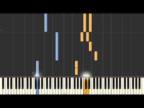 Circle of Life  (The Lion King OST) – Piano tutorial