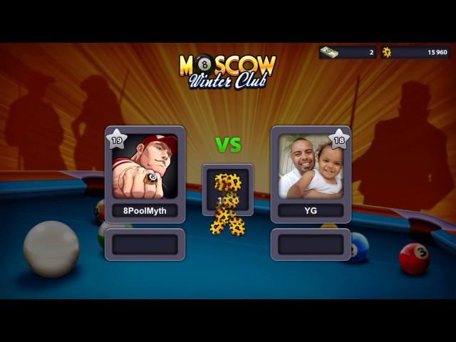 8Ball Pool EP1