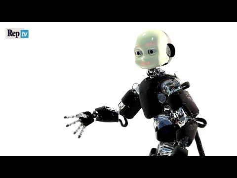 The Innovation Place - Genova, ripensare il futuro: tra umani e umanoidi