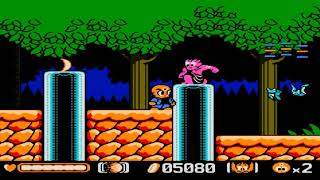 NES 1992 Mitsume ga Tooru FULL GAME