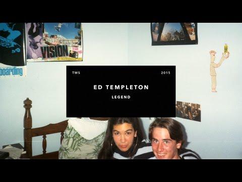 Ed Templeton TWS Legend  TransWorld SKATEboarding