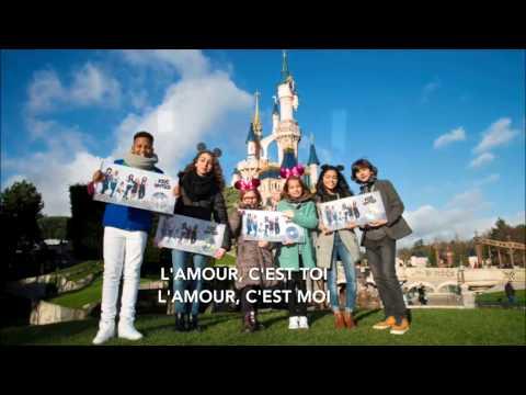 L'OISEAU ET L'ENFANT (version UNITED KIDS)(karaoke)