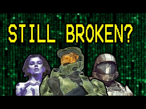 Is Halo Fixed Yet? - (Halo 3 & Halo 2 Gameplay Commentary)