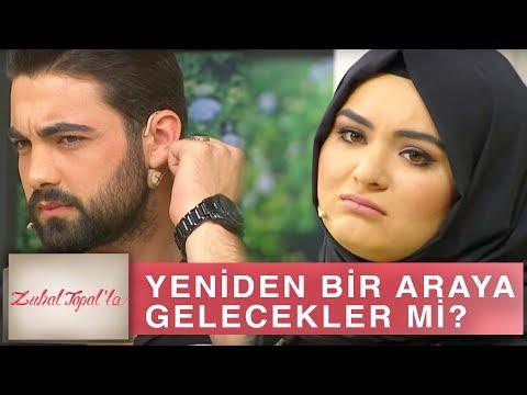 Zuhal Topal'la 203. Bölüm (HD) | Hanife Aylar Sonra Serkan'a Öyle Bir Şey Söyledi ki...