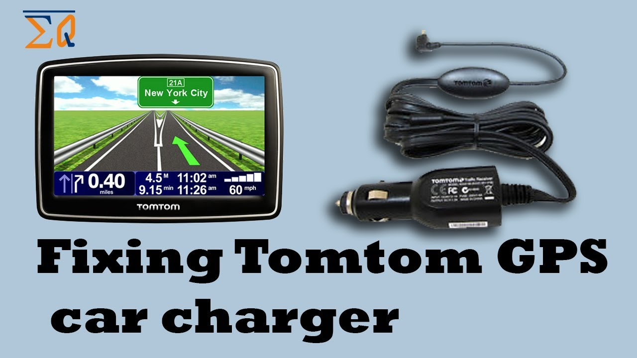 small resolution of fixing tomtom gps navigation car charger 247 001 youtube 2012 dodge charger stereo wiring fixing tomtom