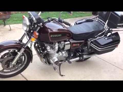 Part 2 Carburetor problems 1981 Suzuki GS850G - YouTube
