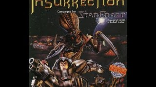 Starcraft Insurrection Mission Briefings