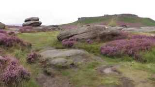 The Princess Bride film location Carl Wark Peak District