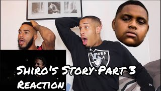AT YOUR BIG AGE DENO! | Rapman - Shiro's Story Pt.3 | Link Up TV - REACTION!
