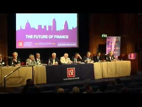 The Future of Finance And The Theory That Underpins It | Part 12 of 12 | 5pm | Panel Discussion