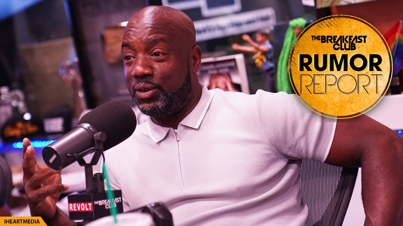 Malik Yoba Fires Back At His Frat For Removing Him From Youth Leadership Program