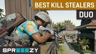 Who can STEAL more Kills? | sprEEEzy vs tweeday