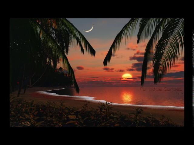 Guided meditation Sleep Paradise Island