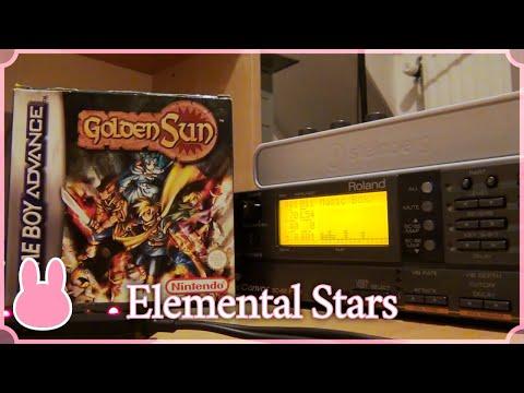 Golden Sun Restored OST - The Elemental Stars
