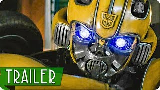 BUMBLEBEE Trailer German Deutsch (2018)